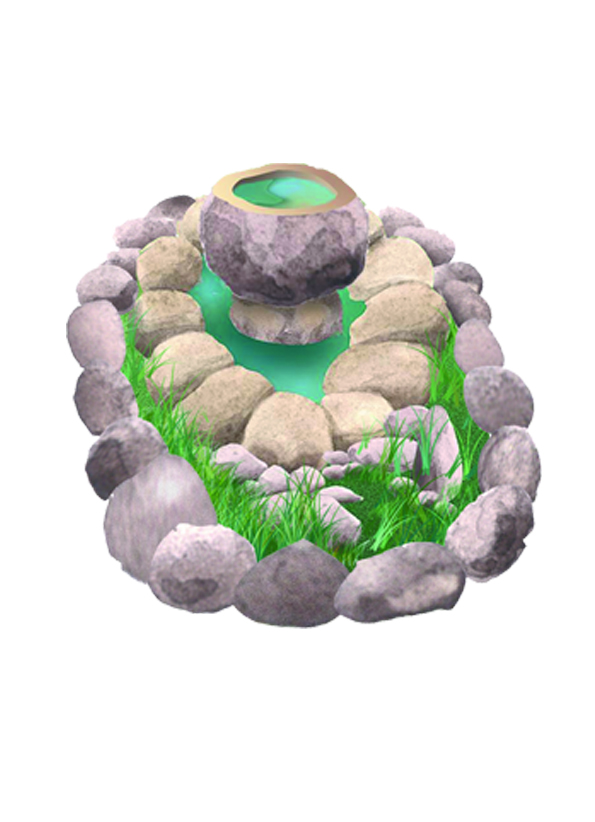 камни —валуны
